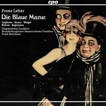 Die blaue Mazur Franz Lehar