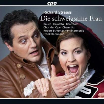 Die schweigsame Frau Richard Strauss