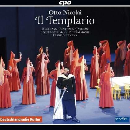 Il Templario (Oper in 3 Akten) Otto Nicolai