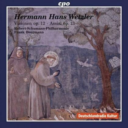 Orchesterwerke Hermann Hans Wetzler