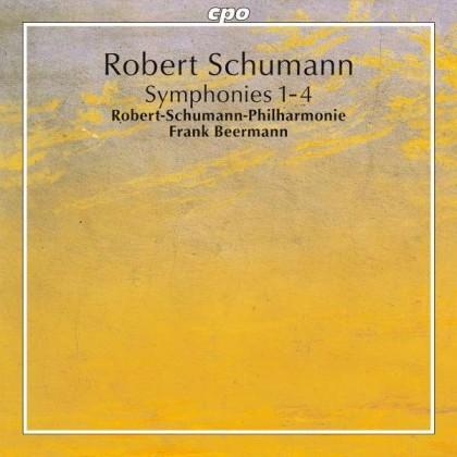 Robert Schumann Symphonien Nr.1-4