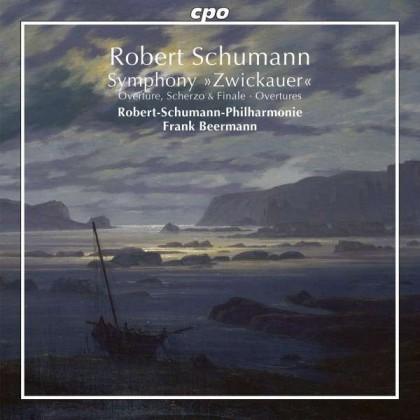 Robert  SchumannZwickauer Symphonie
