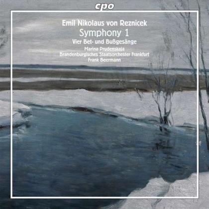 Symphony Nr1 Tragische - Emil Nikolaus von Reznicek