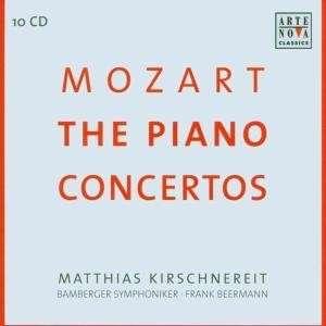 The Piano Concertos Wolfgang Amadeus Mozart