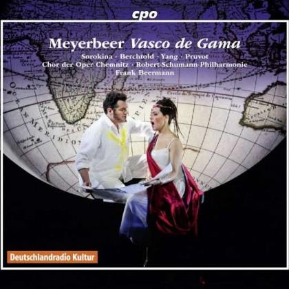 VAsco de Gama Giacomo Meyerbeer