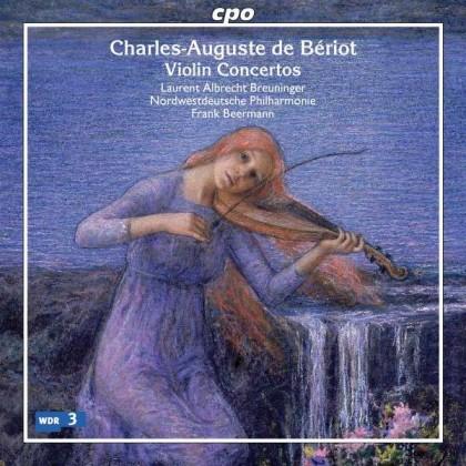 Violin Concertos Nr2,4,7 Charles-Auguste de Beriot