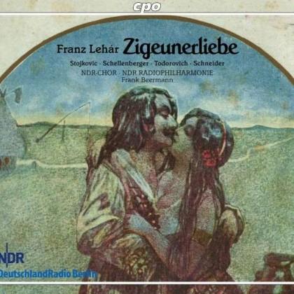 Zigeunerliebe Franz Lehar