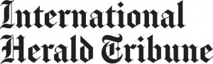 int, herald tribune logo