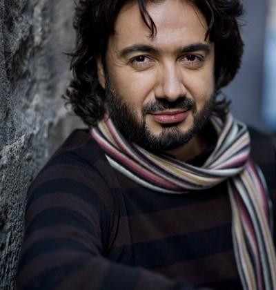 El tenor David Alegret en Barcelona, Octubre 2009.